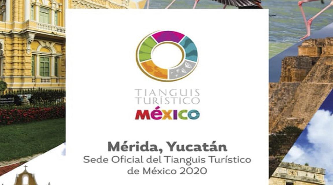 Resultado de imagen de Tianguis Turístico 2020