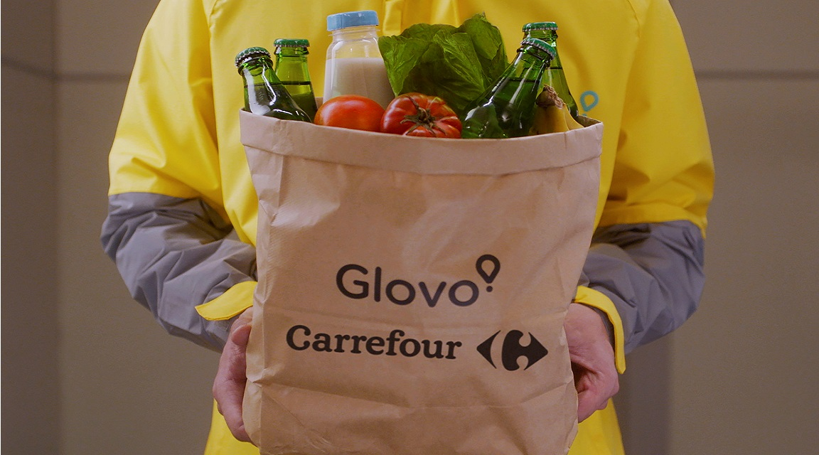 Carrefour Glovo