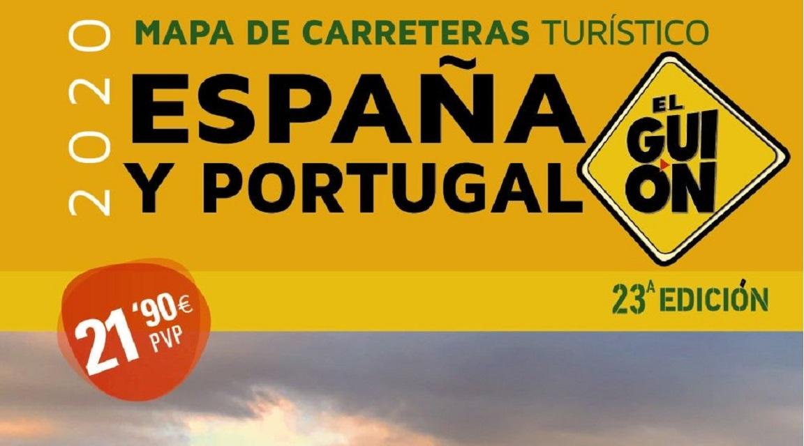 El Guion 2020 Mapa De Carreteras De Espana Y Portugal Expreso