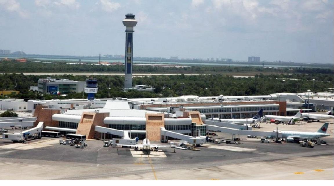 """Resultado de imagen para Aropuerto Internacional Cancún"""""""