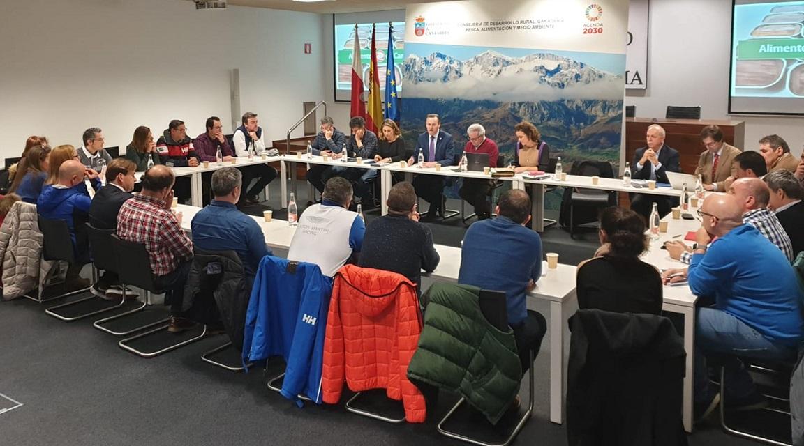 Cantabria apoya la IGP de la anchoa del Cantábrico