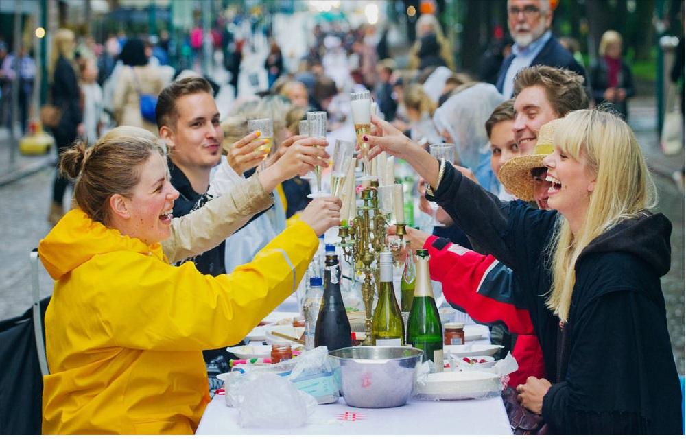 Por tercera vez Finlandia designada como el país más feliz del ...