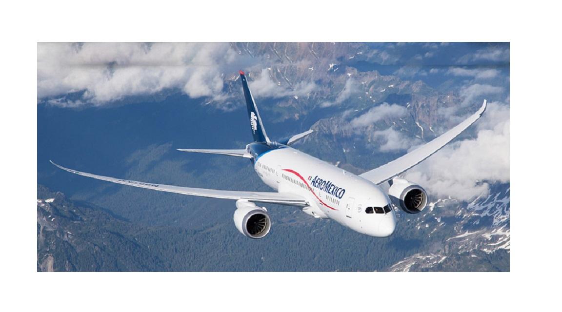 SLP en junio: Aeroméxico reactivará su vuelo CDMX