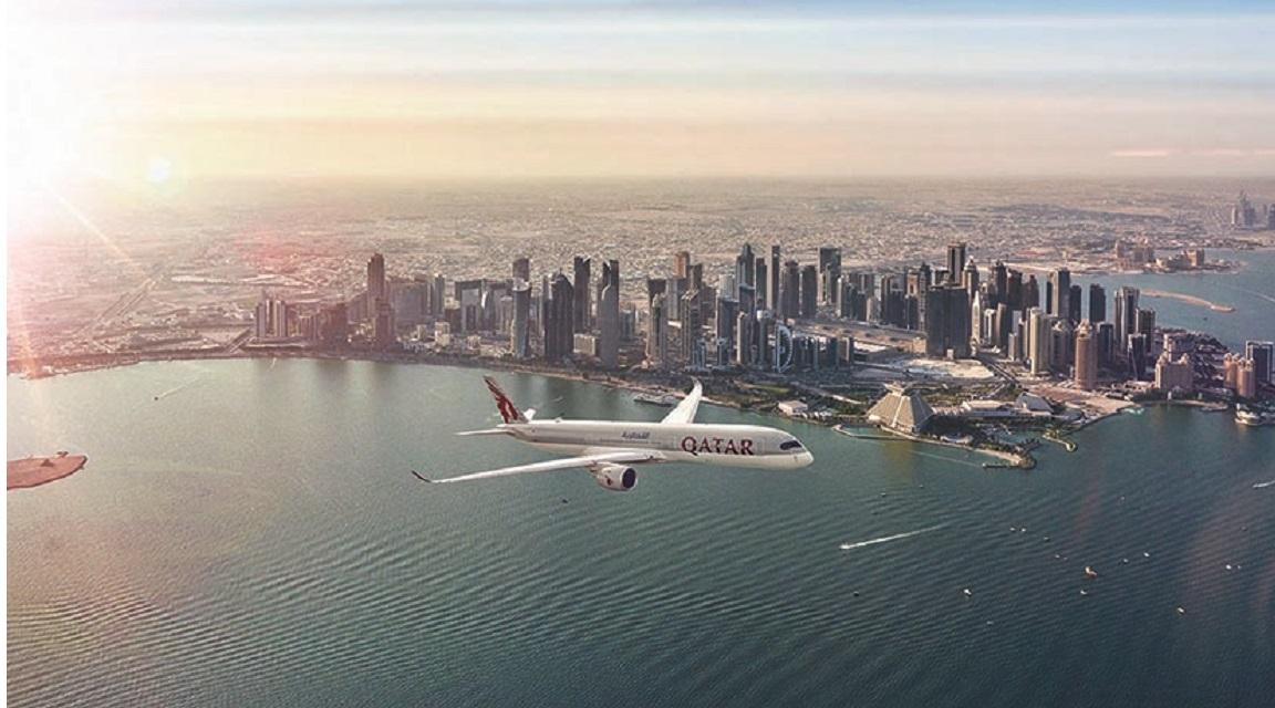 Qatar Airways se declara la aerolínea más grande del mundo