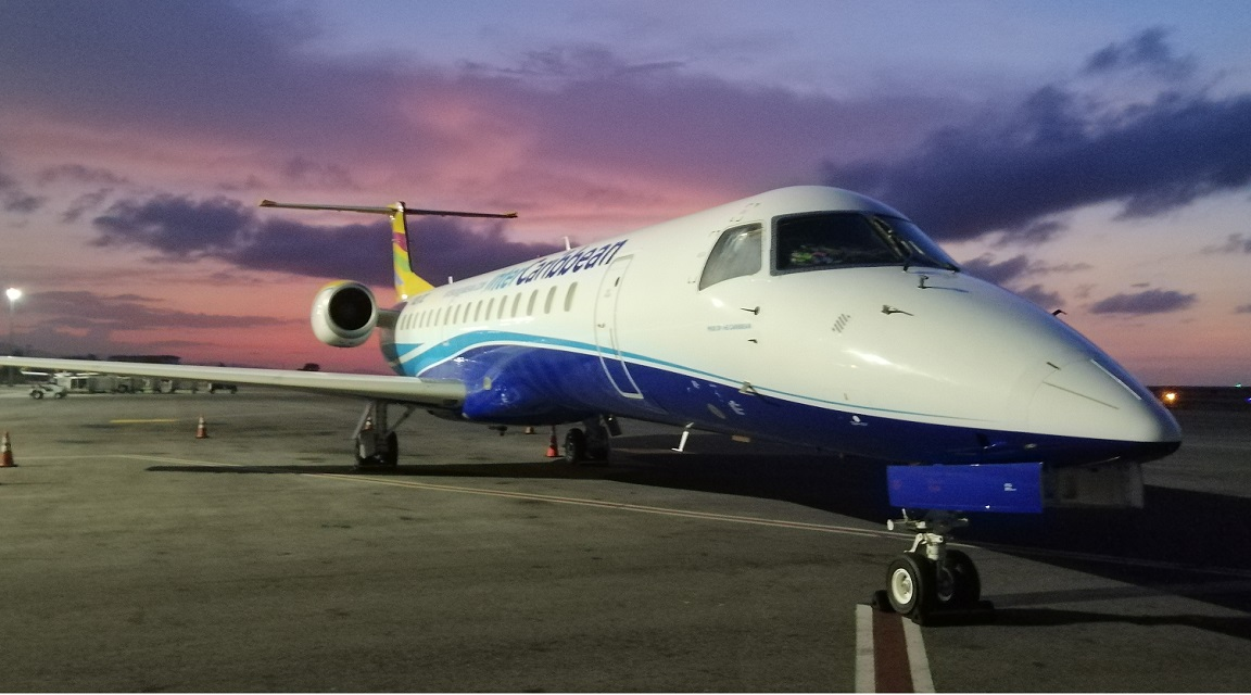 InterCaribbean_Embraer_145