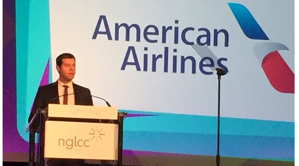 American Airlines Patrick Quayle