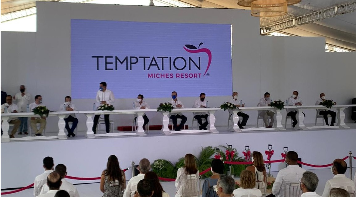 Tempation Miches Resorts