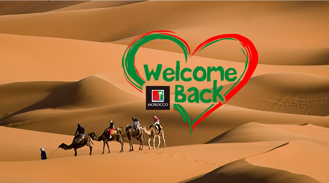 Marruecos lanza una plataforma virtual para atraer al turismo español |  Expreso