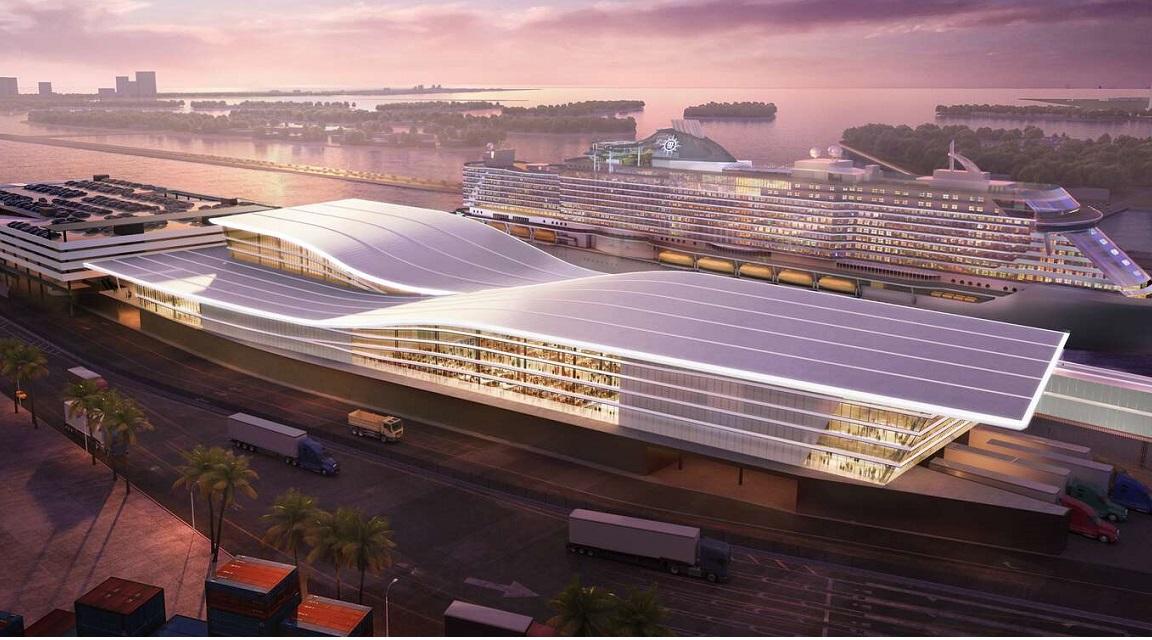 MSC y Fincantieri construirán una nueva terminal de cruceros en PortMiami | Expreso