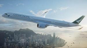 Cathay Pacific incrementa en abril un 16,3% su capacidad en Europa