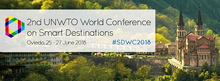 Abren inscripciones para el II Congreso Mundial de Destinos Turísticos Inteligentes