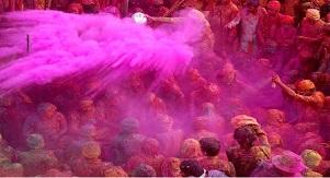 Holi, la fiesta de la primavera en la India