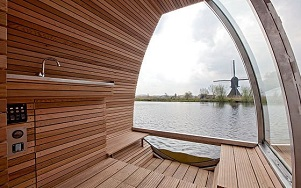 Hoteles insólitos en Holanda para design victims