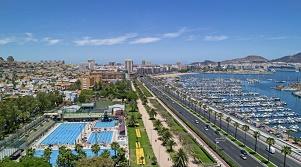Las Palmas de Gran Canaria, elegida Ciudad Atlántica 2017