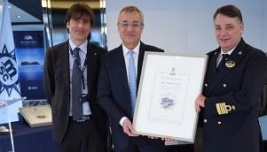 Msc cruceros recibe un premio por su gesti n ambiental - Bureau veritas espana ...