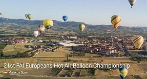 Mallorca acoge por primera vez el Campeonato Europeo de Globos Aerostáticos