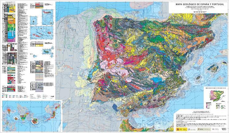 mapa geologico de lisboa biblioteca | Expreso mapa geologico de lisboa