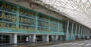 Más tráfico aéreo en Nicaragua