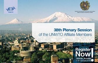 Armenia acogió la 38 reunión del Pleno de Miembros Afiliados de OMT