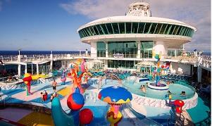 Vuelven a Barcelona los barcos de la Clase Freedom de Royal Caribbean