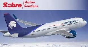 Sabre y Aeroméxico amplían y expanden su relación estratégica