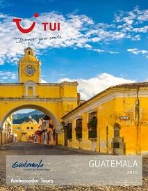 TUI Spain publica por primera vez un monográfico de Guatemala