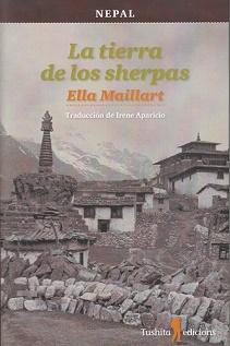 'La tierra de los sherpas', de Ella Maillart
