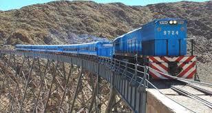 Regresa renovado el argentino Tren a las Nubes