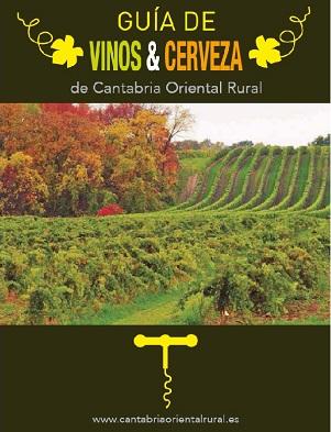 Una Guía para conocer los vinos y cervezas de la comarca de Asón-Agüera-Trasmiera