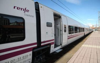 A la venta los billetes para el tren del peregrino de for Barcelona paris tren hotel