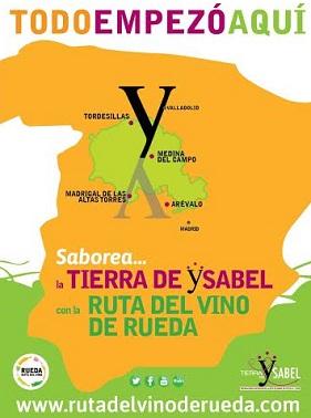 Ruta del vino y Tierra de Ysabel
