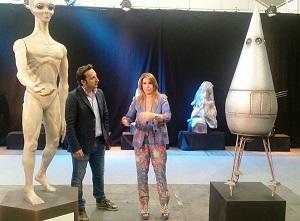 Ovnis Cuarto Milenio | La Gran Exposicion De Cuarto Milenio Llega A Valladolid Expreso