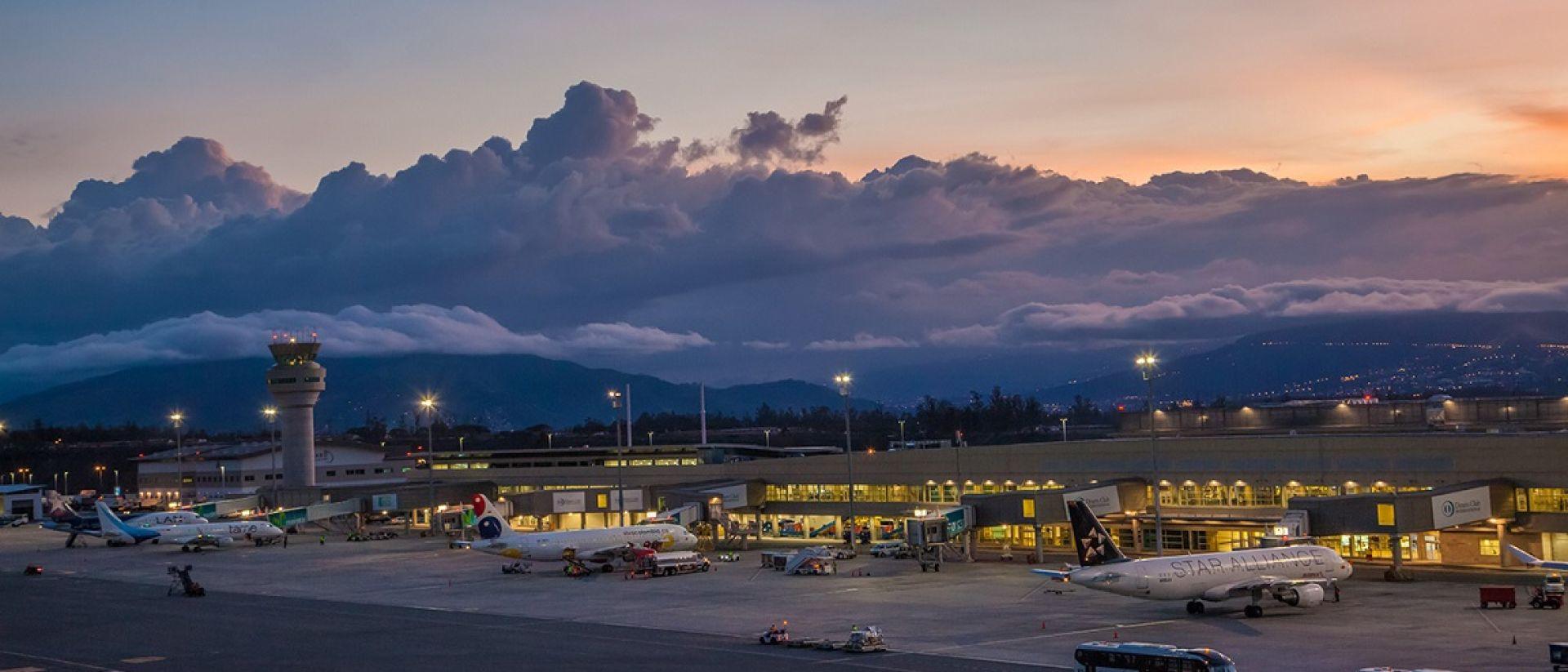 El aeropuerto ecuatoriano de Quito supera los 5M de pasajeros ...