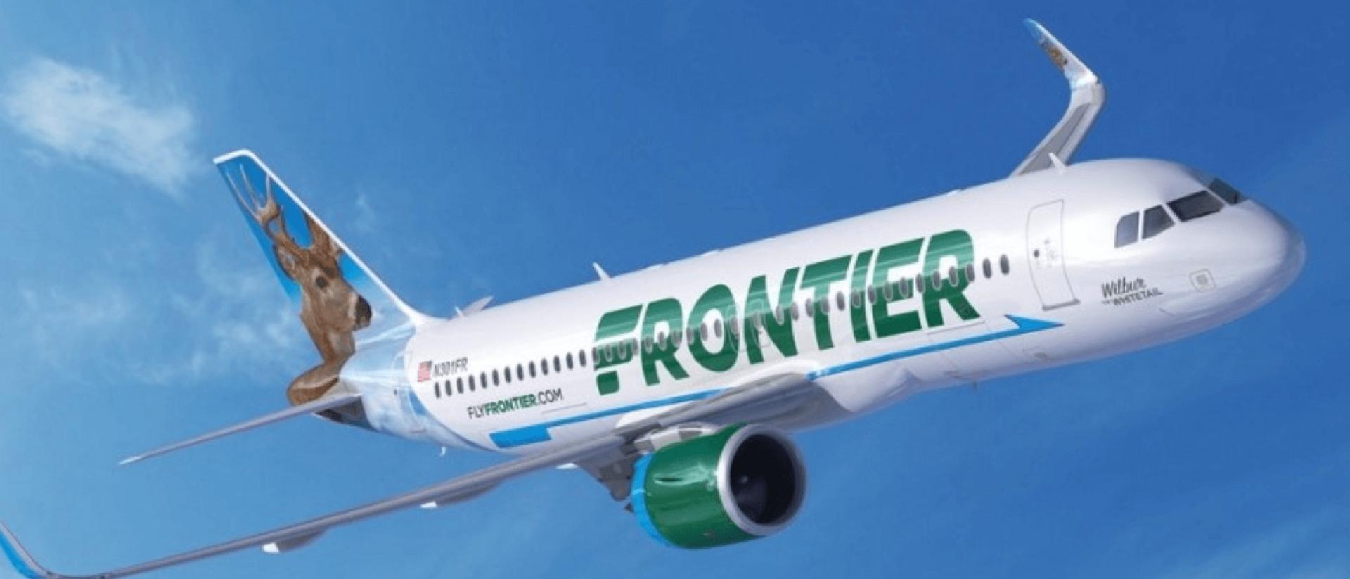 Frontier Airlines inició su ruta Miami-Punta Cana | Expreso