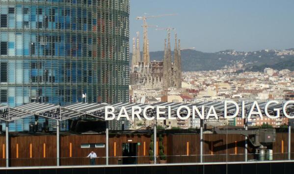 Barcelona City El Novotel Mas Emblematico En Pleno Distrito 22
