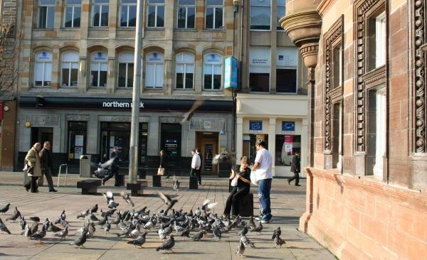 Diez razones para enamorarte de escocia expreso for Oficina turismo edimburgo